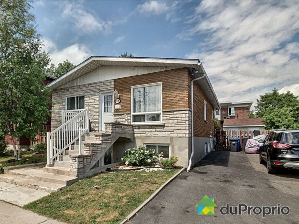 Overall View - 217-219, rue Montcalm, Longueuil (Vieux-Longueuil) for sale