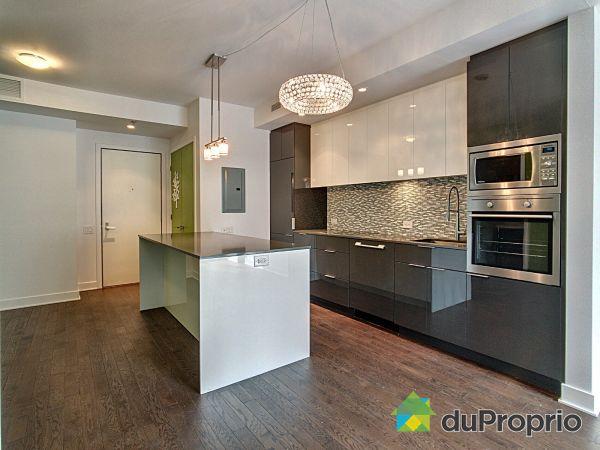 Open Concept - 721-1500 rue des Bassins, Griffintown for sale