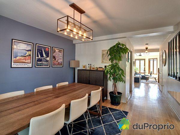 Salle à manger - 3789, rue Drolet, Le Plateau-Mont-Royal à vendre