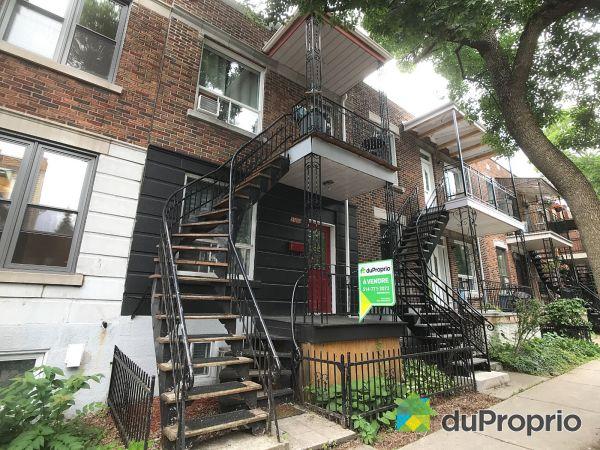 Summer Front - 5188-5190, 8e Avenue, Rosemont / La Petite Patrie for sale