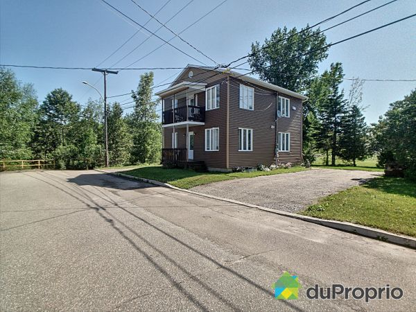 Overall View - 255-257, rue Labeaume, Roberval for sale