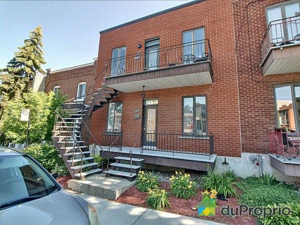 Bâtisse - 10373-10375, rue de la Roche, Ahuntsic / Cartierville à vendre