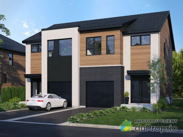 525 rue O'Diana - Par Les Habitations Chouinard Inc., Terrebonne (Lachenaie) for sale