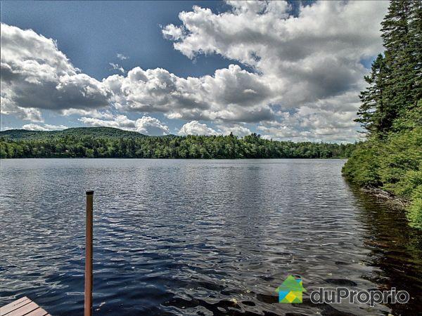 Bord de l'eau - chemin de la Sablière, Lac-Superieur à vendre