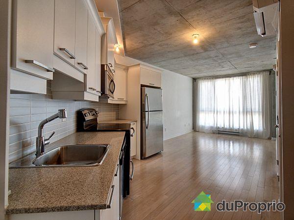Living / Dining Room - 217-5360 rue Sherbrooke Ouest, Côte-des-Neiges / Notre-Dame-de-Grâce for sale