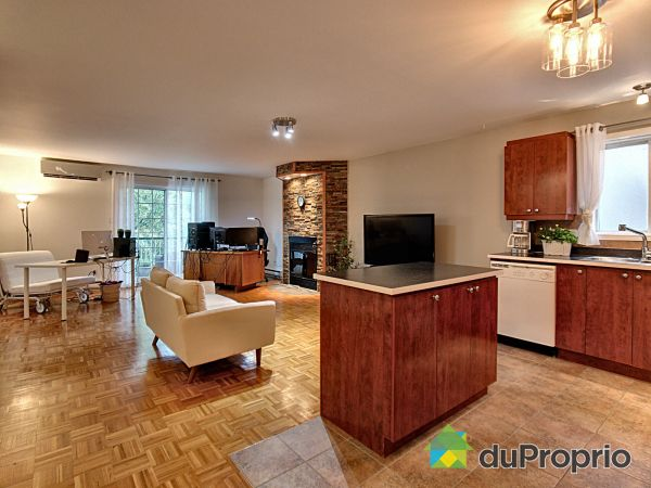 Dining Room / Living Room - E-7211 rue Chouinard, LaSalle for sale