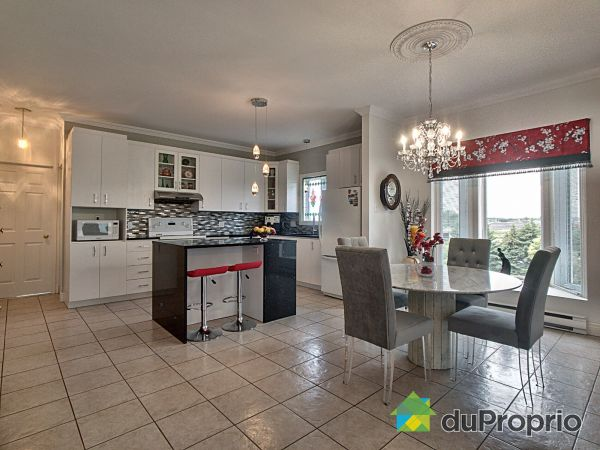 Eat-in Kitchen - 3418 rue Antoine-Samson, Sherbrooke (Jacques-Cartier) for sale