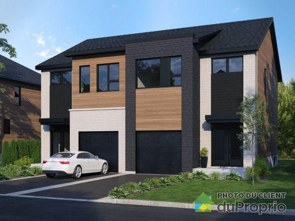 549, rue O'Diana - Par Les Habitations Chouinard Inc., Terrebonne (Lachenaie) à vendre