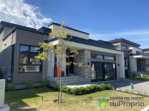 228 rue Brunelle - Projet BéaCité, Ste-Julie for sale