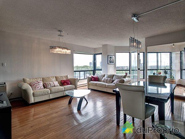 Living / Dining Room - 1008-175 rue William-Paul, L'Ile Des Soeurs for sale