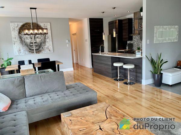 Living / Dining Room - 302-1370 rue des Tilleuls, St-Bruno-De-Montarville for sale