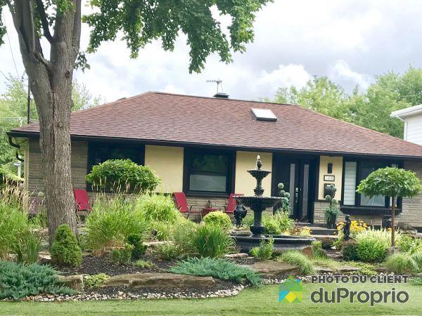 Aménagement paysager - 146, rue Boyer, Vaudreuil-Dorion à vendre