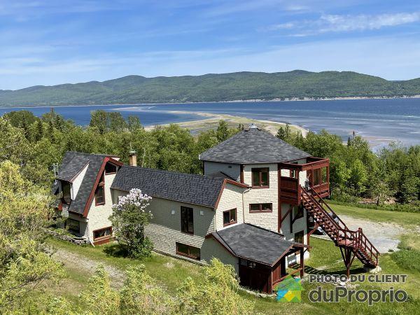 Aménagement paysager - 675, montée de Sandy Beach, Gaspé à vendre