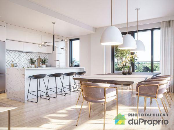 boulevard Saint-Jean - Unité 4½ Condos Baldwin - Par Construction Métrocité Inc., Dollard-Des-Ormeaux for sale