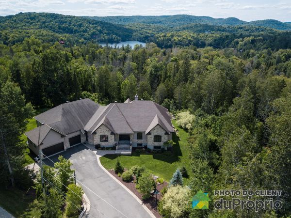 Aerial View - 18 rue du Grand Cypress, Morin-Heights for sale