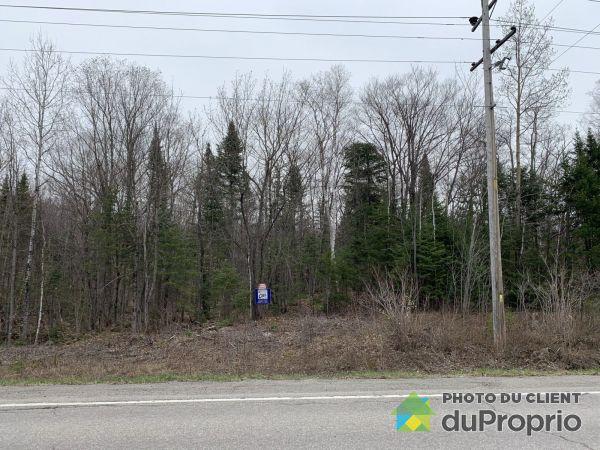 Lot - route 335, St-Calixte for sale