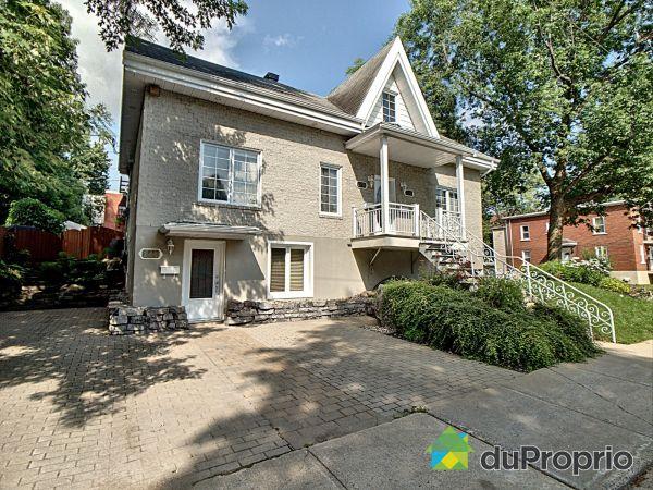 Entrée de l'appartement - 2200-2210, avenue Champfleury, Limoilou à vendre