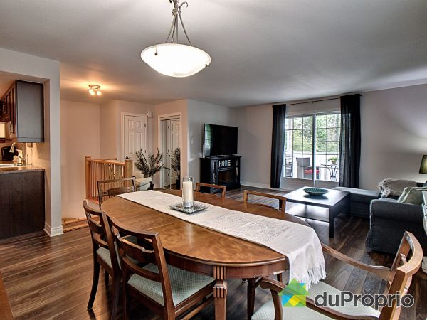 Dining Room / Living Room - E-3-6 rue de la Coopérative, Rigaud for sale