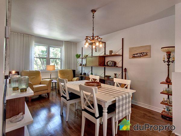Salle à manger - 6576, 15e Avenue, Rosemont / La Petite Patrie à vendre