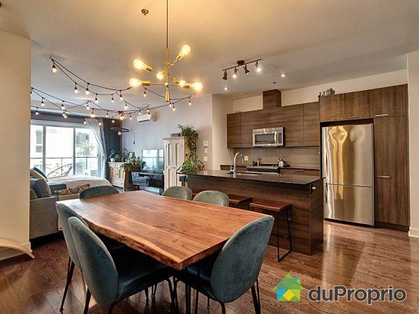 Eat-in Kitchen - 110-9615 avenue Papineau, Ahuntsic / Cartierville for sale