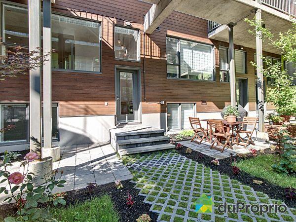 105-4312, rue Papineau, Le Plateau-Mont-Royal à vendre