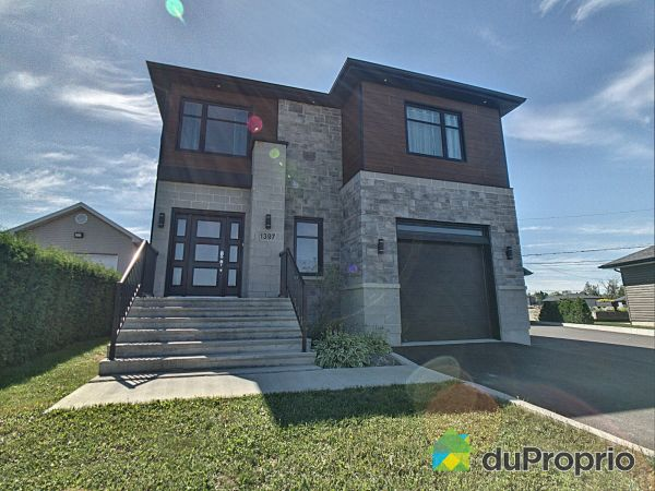 Summer Front - 1397 rue Marie-Simard, St-Félicien for sale