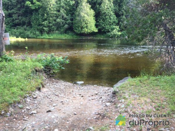 Rivière - chemin Blais, Ripon à vendre