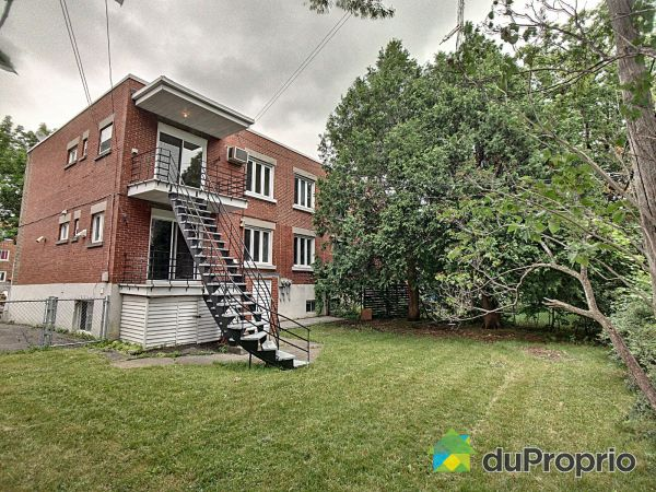 Backyard - 7234-7236-7238, boulevard Pie-IX, Villeray / St-Michel / Parc-Extension for sale