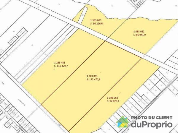 Matricule 6838-35-9578, Trois-Rivières (Trois-Rivières) à vendre
