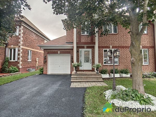 40 rue de Chaumont, Gatineau (Hull) for sale
