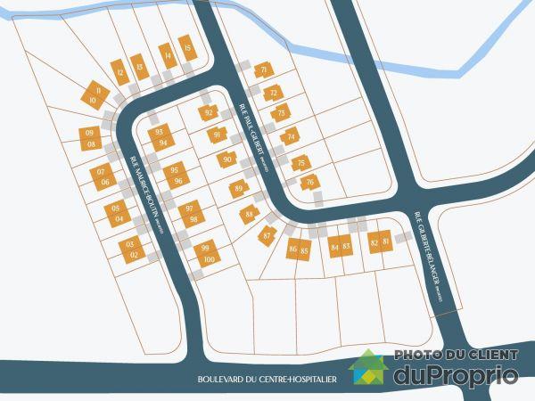 Quartier des Pionniers - Par SMB Dallaire, Charny à vendre
