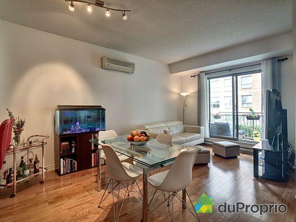 Dining Room / Living Room - 206-8580 rue Raymond-Pelletier, Ahuntsic / Cartierville for sale