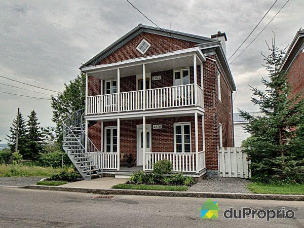 2370-2372, avenue Royale, Beauport à vendre