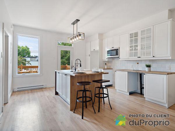 Kitchen - 6722 rue Molson, Rosemont / La Petite Patrie for sale