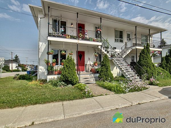 Overall View - 278-280, rue Saint-Laurent Ouest, Rimouski (Rimouski) for sale