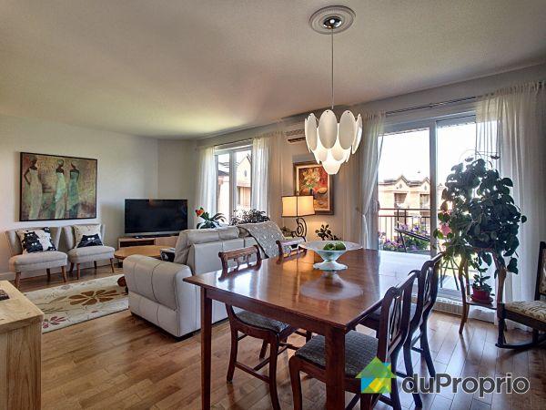 Salle à manger / Salon - 7-1135, rue Bourdages, Vanier à vendre