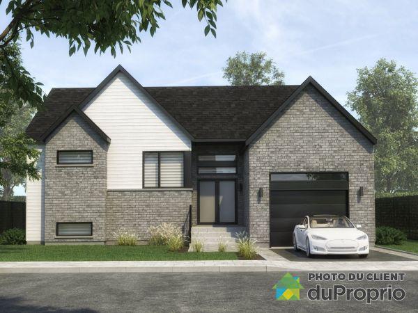 80, rue des Grèbes - Par Habitations Jutras, Drummondville (St-Nicéphore) à vendre