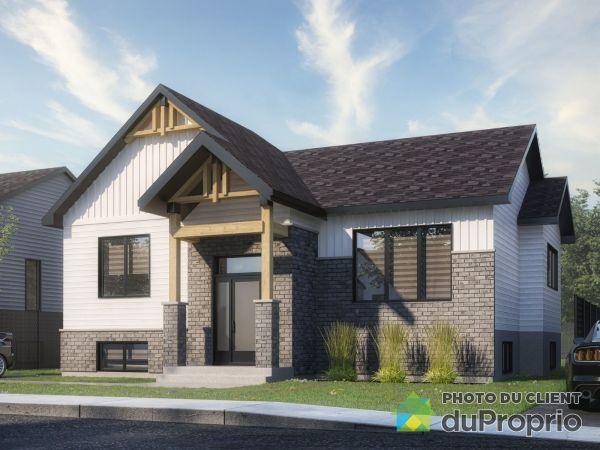 655 rue du Sylvaner - Par Habitations Jutras, Drummondville (Drummondville) for sale