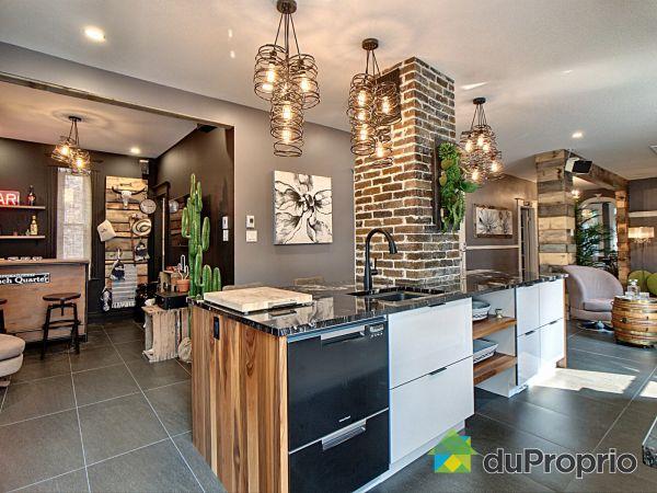 Kitchen - 990 avenue de Manrèse, Montcalm for sale