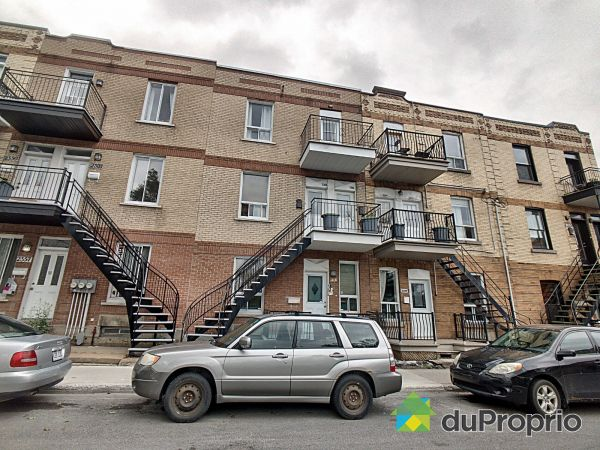 2363-2365-2367, rue de Rouen, Ville-Marie (Centre-Ville et Vieux Mtl) for sale