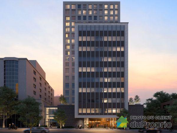 Tour Fides - Unité 4 ½ - Par MTL Developpement, Ville-Marie (Centre-Ville et Vieux Mtl) à vendre