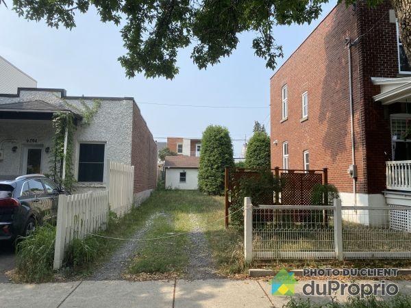 Lot - 6300 24e Avenue, Rosemont / La Petite Patrie for sale