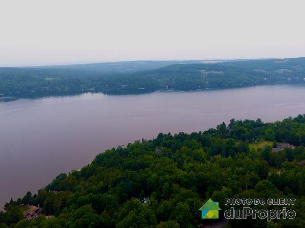 Aerial View - 00 chemin Hatley Acres, Canton-de-Hatley for sale