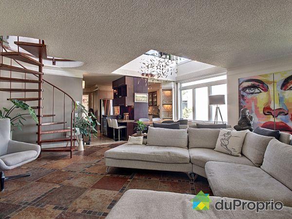 Living Room - #301-154 rue trésors de l'ile, Charlemagne for sale