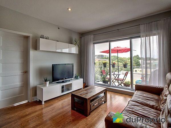 Living Room - 411-2600 place Chassé, Rosemont / La Petite Patrie for sale