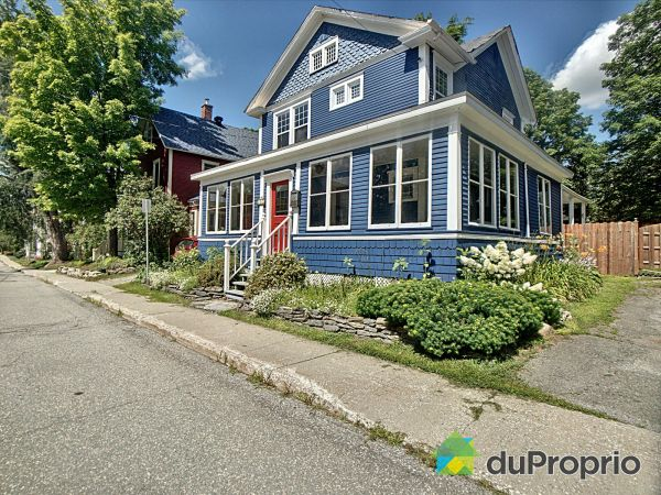 284 rue High, Sherbrooke (Jacques-Cartier) for sale
