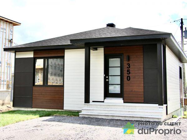 rue de Bigorre - Plain-pied de style contemporain - Par Terrain Dev Immobilier inc., Charlesbourg for sale