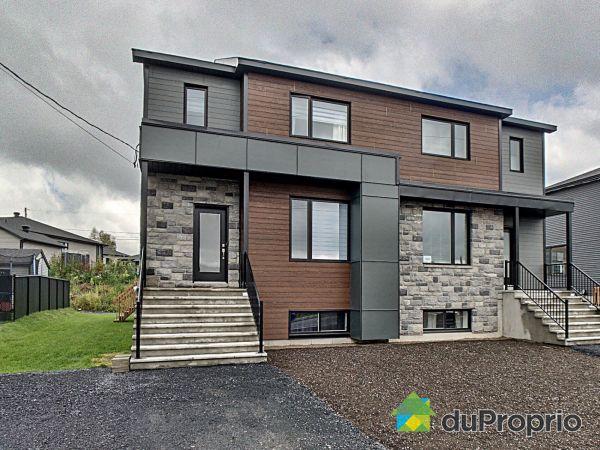 rue Bérubé - Par Construction RPLH, Sherbrooke (Rock Forest) for sale