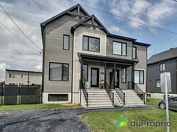 rue Bérubé - Secteur Cité de la tour - Par Construction RPLH, Sherbrooke (Rock Forest) à vendre