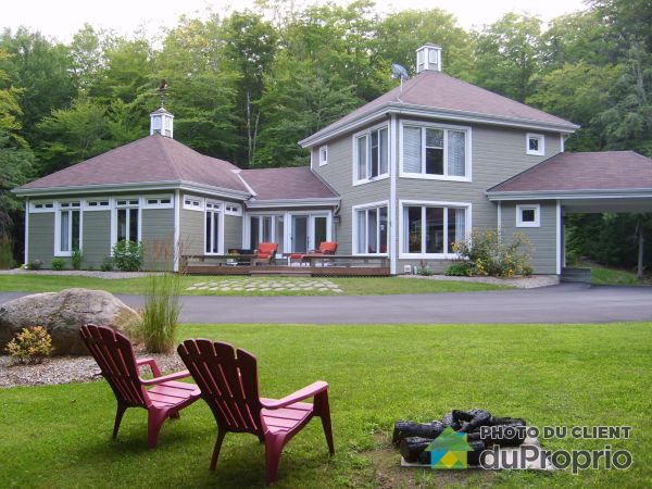 Overall View - 485 chemin Blackburn, Val-Des-Monts for sale